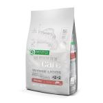 NP SC White Dogs Grain Free Salmon Starter All Breeds 1,5kg