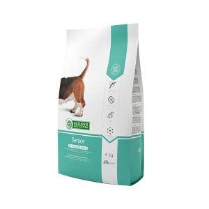 Natures Protection Senior 4 kg dog