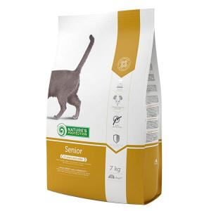 Nature's Protection Senior 7kg cat