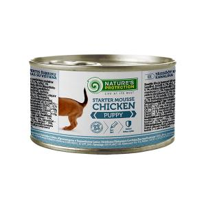 NP Puppy Starter Mousse Chicken 200g