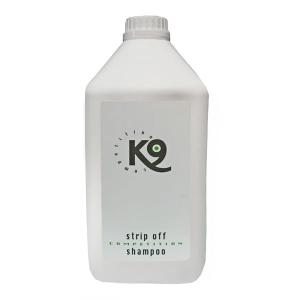 K9 COMPETITION Strip Off Shampoo 2,7 l