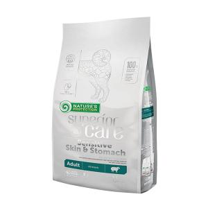 NP SC Sensitive Skin & Stomach Adult All Breeds Lamb 1,5kg