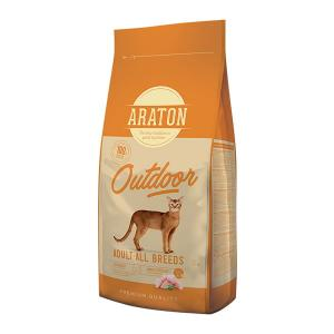 Araton Outdoor Poultry Cat Adult15 kg