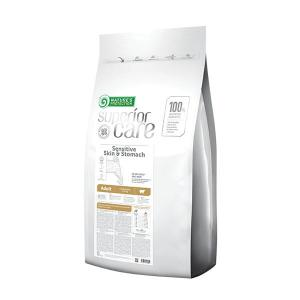 NP SC Sensitive Skin & Stomach Adult Small Breed with Lamb 10kg