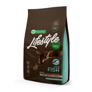 NP Lifestyle GF White Fish Adult Cat 1,5kg