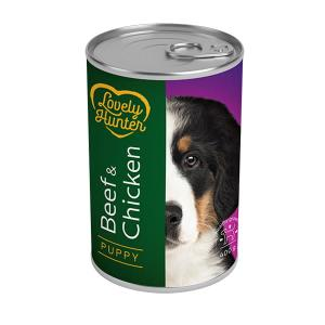 LH Puppy Beef & Chicken 400g