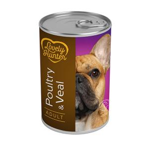LH Dog Adult Poultry & Veal 400g