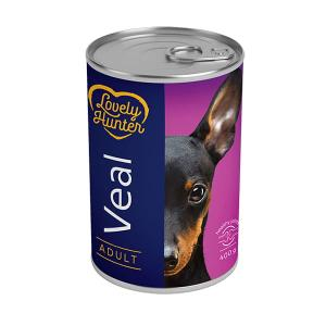 LH Dog Adult Veal 400g
