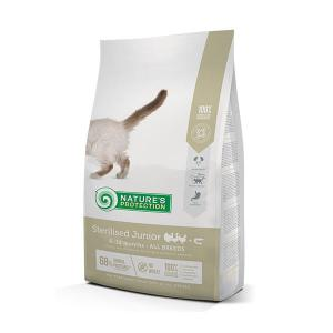 Nature's Protection Sterilised Junior Poultry with Krill 2kg