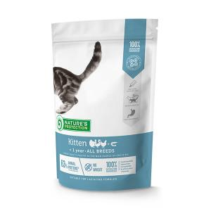 Nature's Protection Kitten Poultry with Krill 400g