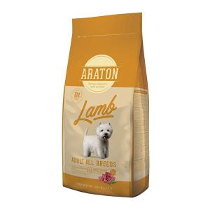 Araton Dog Adult Lamb All Breeds 15 kg