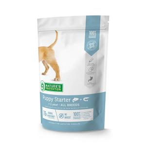Nature's Protection Puppy Starter Salmon with Krill All Breeds 500g