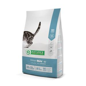Nature's Protection Kitten Poultry with Krill 2 kg