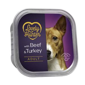 LH Dog Adult Beef & Turkey 150g