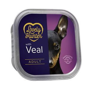 LH Dog Adult Veal 150g