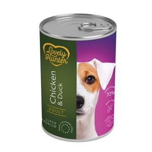 LH Dog Adult Chicken & Duck 400g