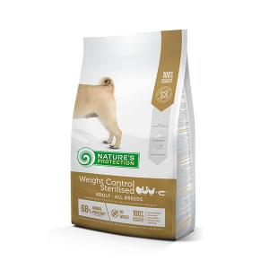 NP Weight Control Sterilised Poultry with Krill Adult All Breeds 4 kg