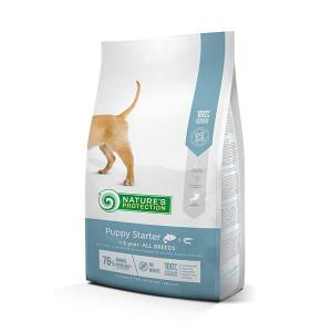 Nature's Protection Puppy Starter Salmon with Krill All Breeds 2kg