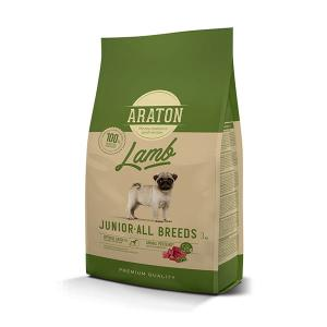 Araton Dog Junior Lamb All Breeds 3 kg