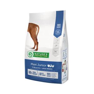 Nature's Protection Maxi Junior Poultry 4kg