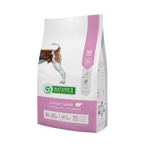 Nature's Protection Junior Lamb 2 kg dog